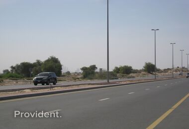 Freehold Huge G+1 Plot in Nad Al Sheba 1