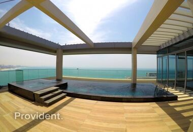 5 Bedroom President Penthouse Suite| Sea view
