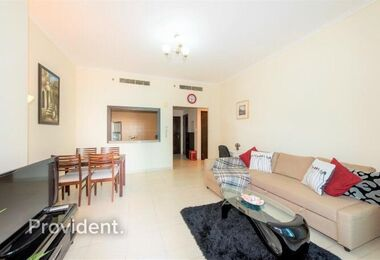 Rented|Good for Investment|Partial Sea View