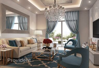 Own Your 1BR Apartment from AED 3,955/pm*