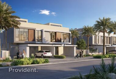 Golf Course Villas|50% Post Handover in 3 Years