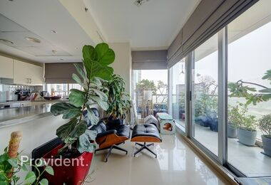 Fully Upgraded 2 Beds | Full Golf View