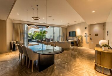 Ultimate privacy | low floor| vacant 3 bed + maids