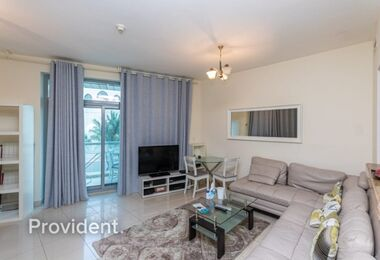High ROI, Furnished 1BR Park Island, Emaar