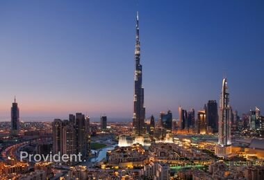 Brand New|Furnished 2BR|Burj View|Vida Residence