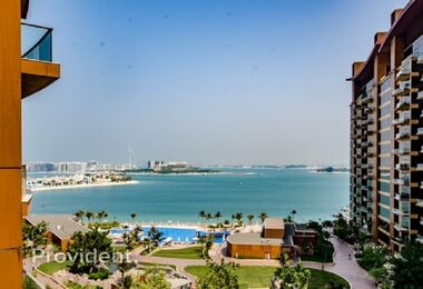 Ultra Luxury 3BR | Partial Sea and Marina View