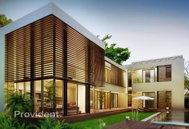 Luxury 4BR Forest Villa | 40% After Handover