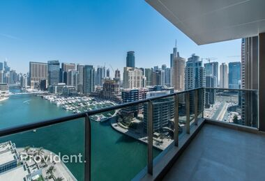 Exquisite | Ready to Move In | Full Marina View