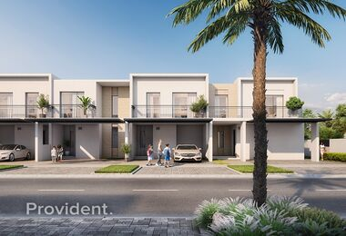 Luxurious 4beds| Expo-Golf Villa | 3 years payment