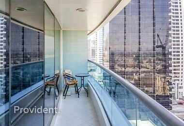 Profitable Deal | Sun-drenched Vacant on Mid floor