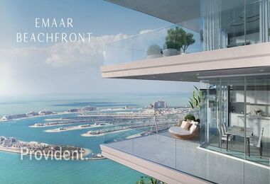 Stunning Full Sea View | Extra Large 1 Bedroom
