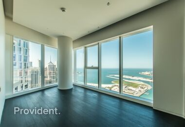 Stunning Sea View | High Floor Fendi | Vacant