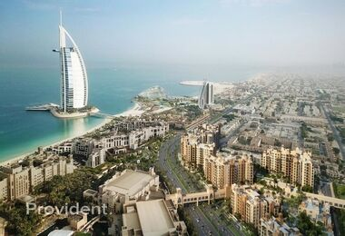 Freehold Project | 1 B/R in Madinat Jumeirah
