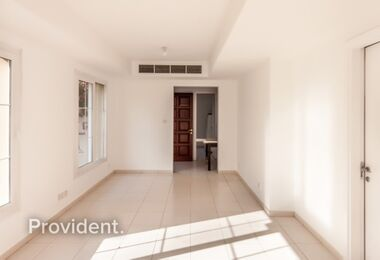 Single Row | Rented | Spacious Type 4E Villa