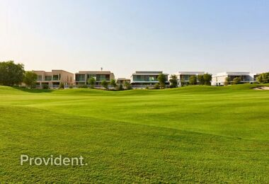 Huge Plot with Spectacular View of Golf Course