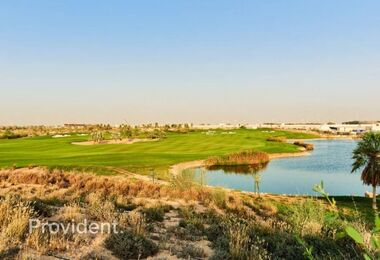 Stunning Golf Course View | Extra Large Plot