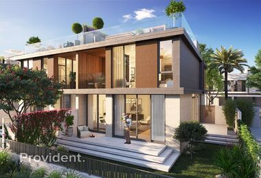 2-Year Post Handover|10% Booking|4BR Villa