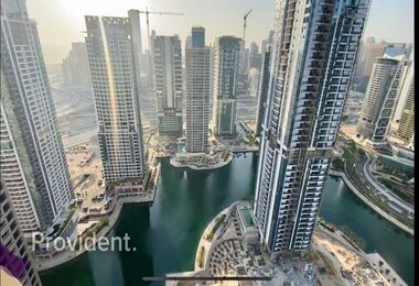 Best deal! 3 B/R+M Icon 2 | JLT next to Lake