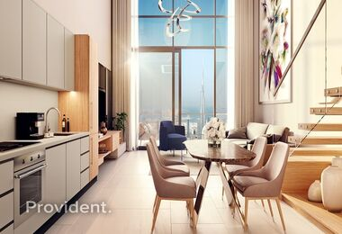 Multiple Loft Units | Full Burj Khalifa View