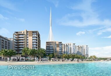 Beachfront living | 60/40 Handover Payment Plan