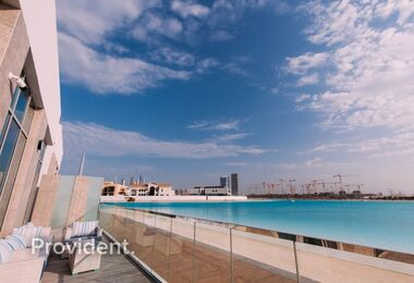 2 Bed | Full Crystal Lagoon and Burj Khalifa View