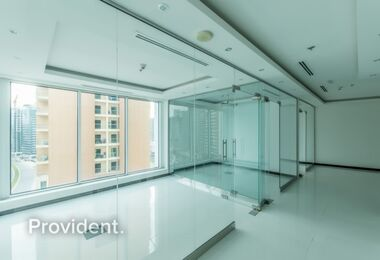 Fitted and Partitioned Office | Fifty One Tower
