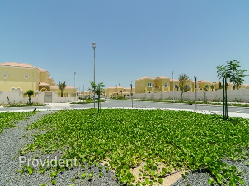 Land Residential for Sale in Jumeirah Park