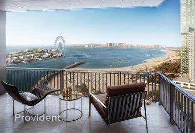 Luxurious 2-bedroom with Awe-inspiring Marina View