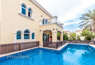 Corner Large Legacy 3 BR Villa with Private Pool