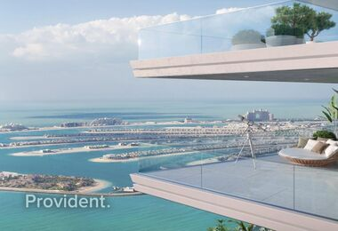 Full Sea Views | Overlooking The Palm | Re-Sale