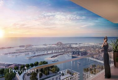 Beach side 2BR, Full Palm Jumeirah View
