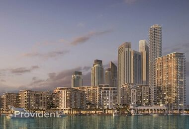 Thriving Waterfront Units, Direct from Developer