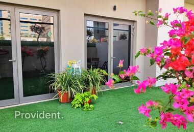 Well Maintained | Low Floor with Large Terrace