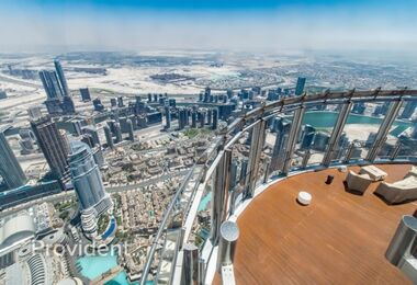 Full Floor | Iconic Burj Khalifa | Fountain Views