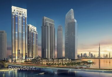 Luxury Waterfront Apts, Ready by Q2 of 2021