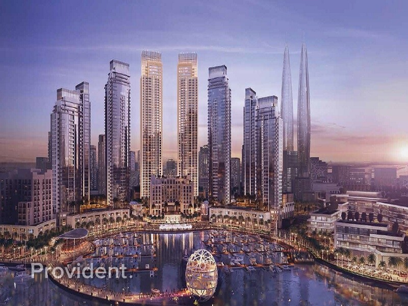 Apartment for Sale in Dubai Creek Harbour