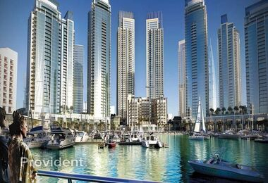 3BR with Views of Marina and Burj Khalifa