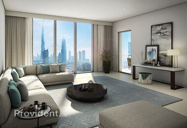 DT Views One | Mid Floor | Connected to Dubai Mall