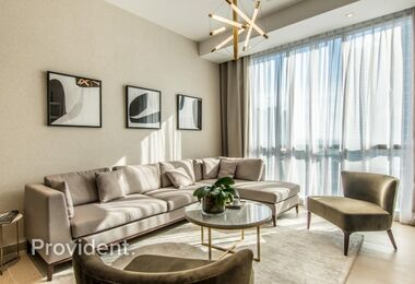 Exclusive | Brand New Unit | Full Marina View