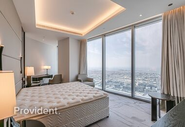 Sophisticated Fully Furnished with Stunning Views