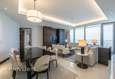 Luxuriously Finished|Brand New with Stunning View