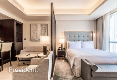 Luxury Furnished | High Floor | Best Investment