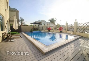 Private Pool | Upgraded 6BR+M | Driver's Quarter