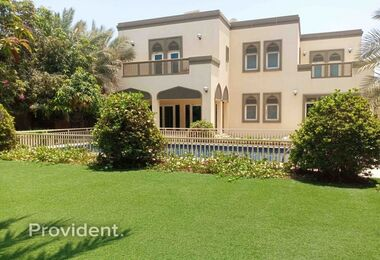 Immaculate Garden and Swimming Pool | vacant