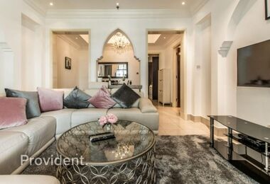 Exclusive – Fully Furnished 1BR with Amazing Views