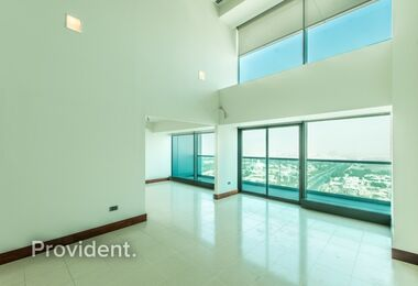High Floor | Zabeel Palace View | Vacant