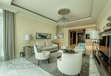 Burj & Fountain|High Floor|Excellent Investment