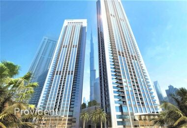 Burj khalifa View | Great Deal | Amazing Layout