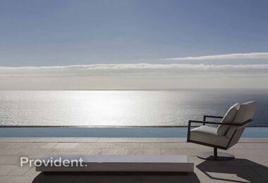 80% after Handover for 3 Years | Stunning Sea View