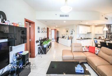 Vacant on Transfer | Fully Furnished | Park View